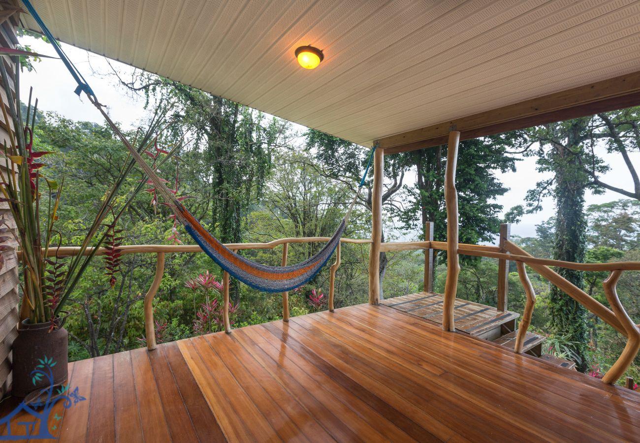 Casa en Cocles - Casa Balto con AC y la mejor vista de la zona!