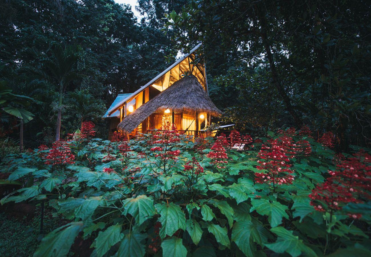 Casa en Playa Chiquita - The Beach House at Tree House Lodge