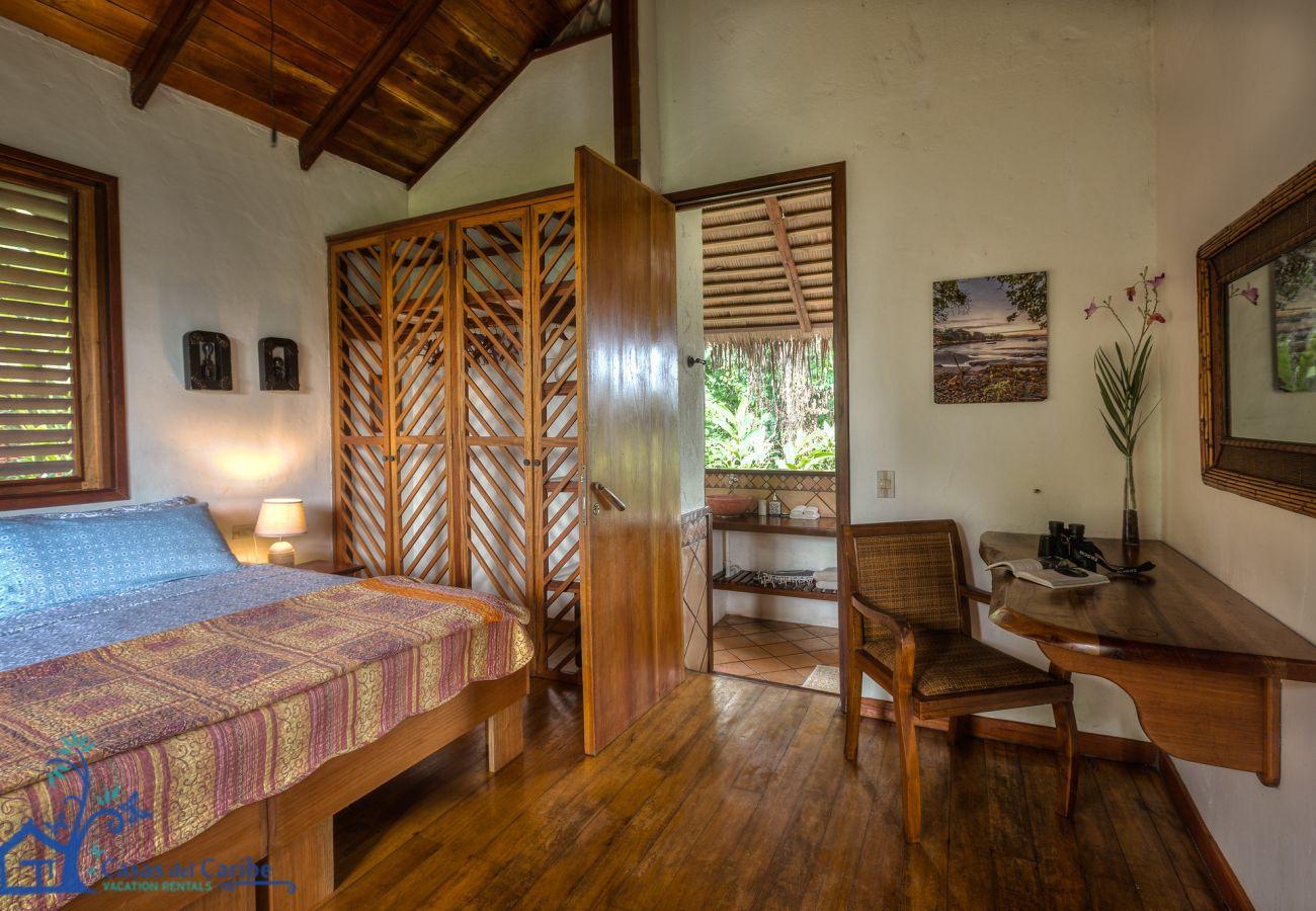 Villa à Punta Uva - Villa Toucan - Romantic Birdwatching Paradise