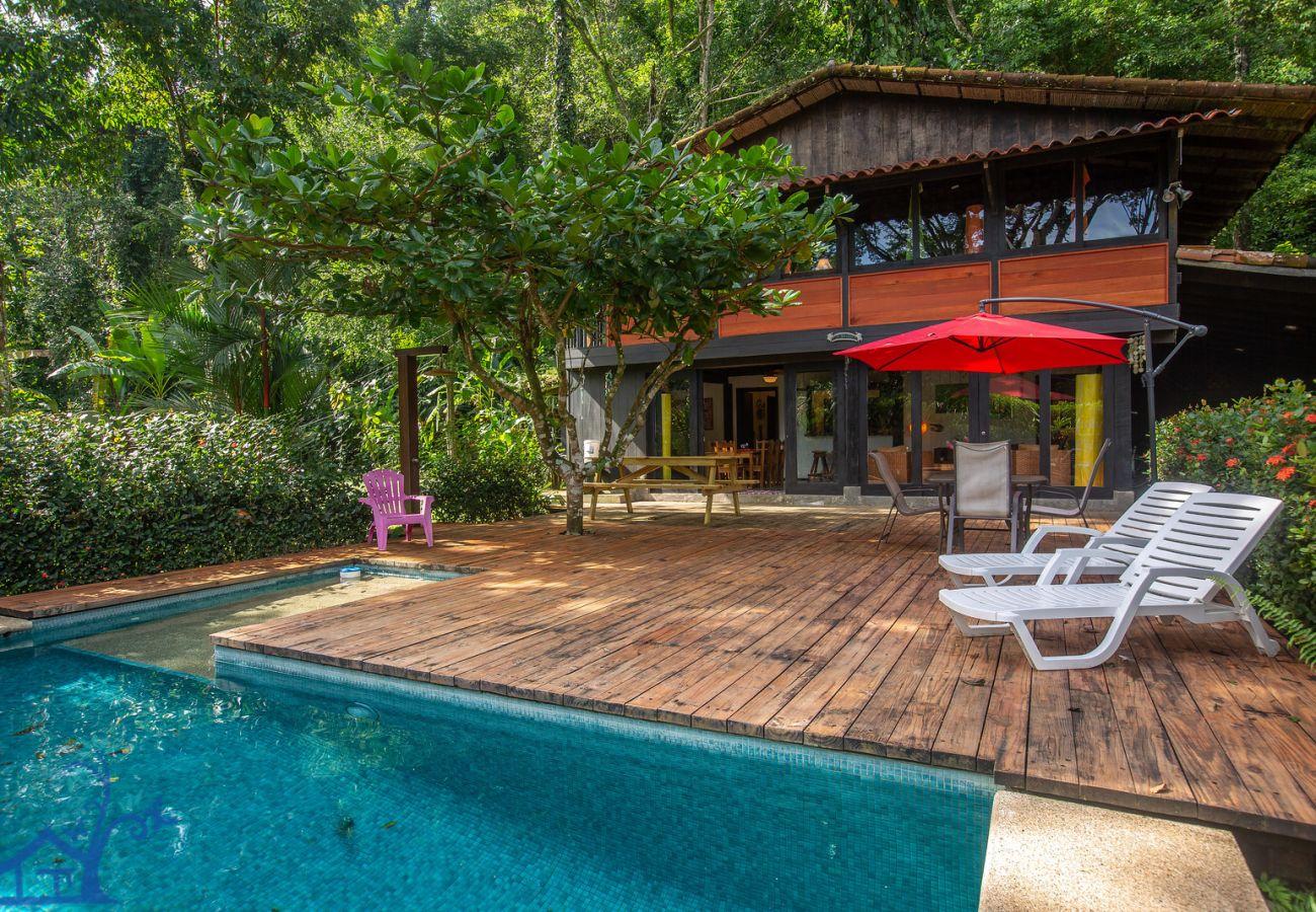 Maison à Punta Uva - Punta Uva 4BR Pool House