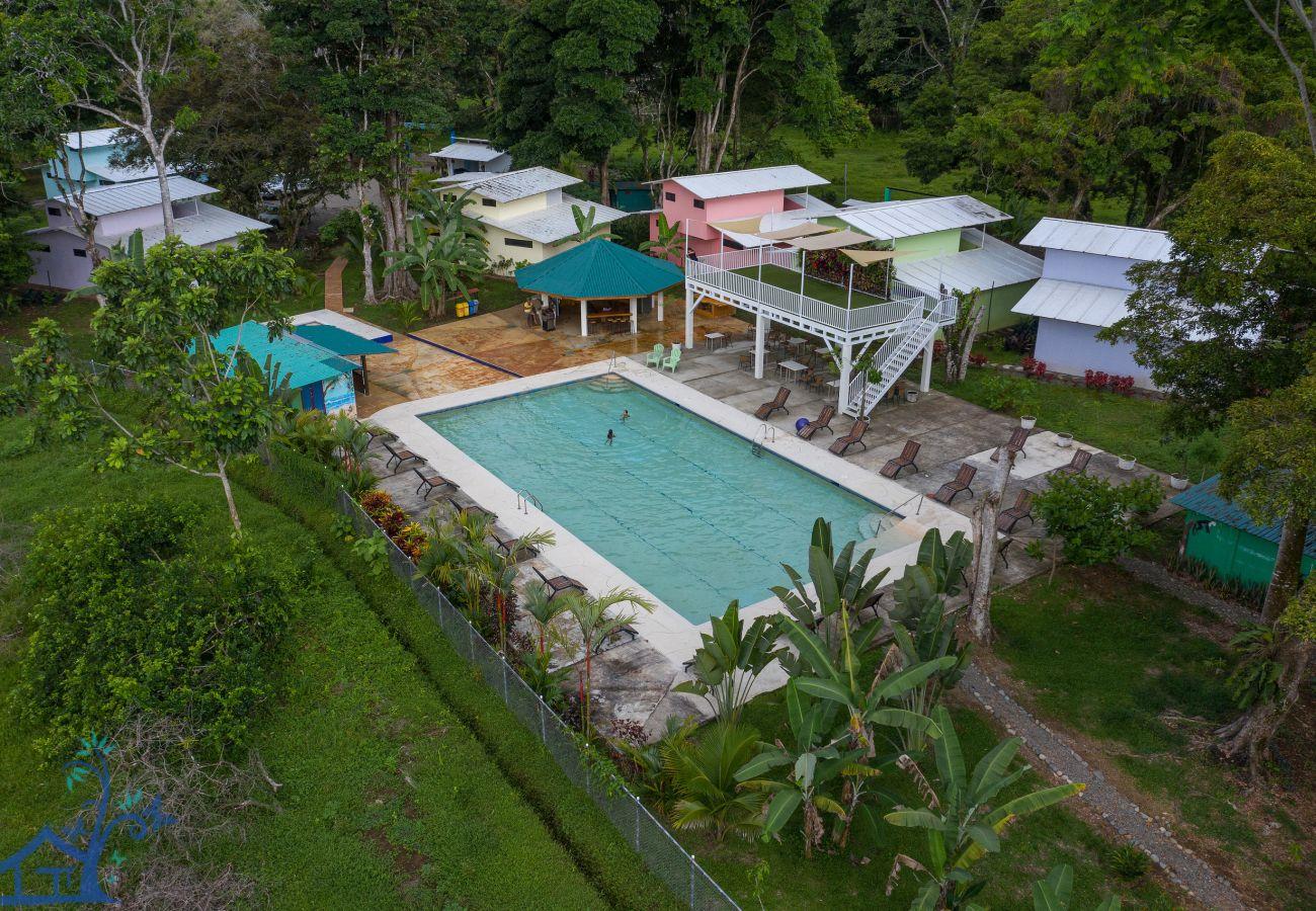 Maison à Puerto Viejo - Puerto Viejo Club 3BR Pool House - Casa Papaya