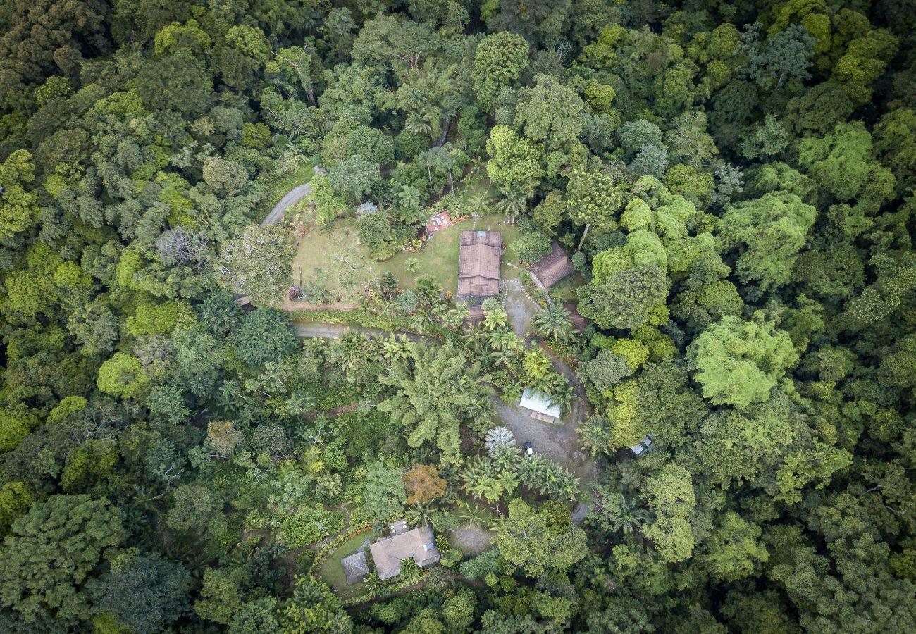 Villa in Punta Uva - Villa Toucan - Romantic Birdwatching Paradise with Fiber Optic Internet