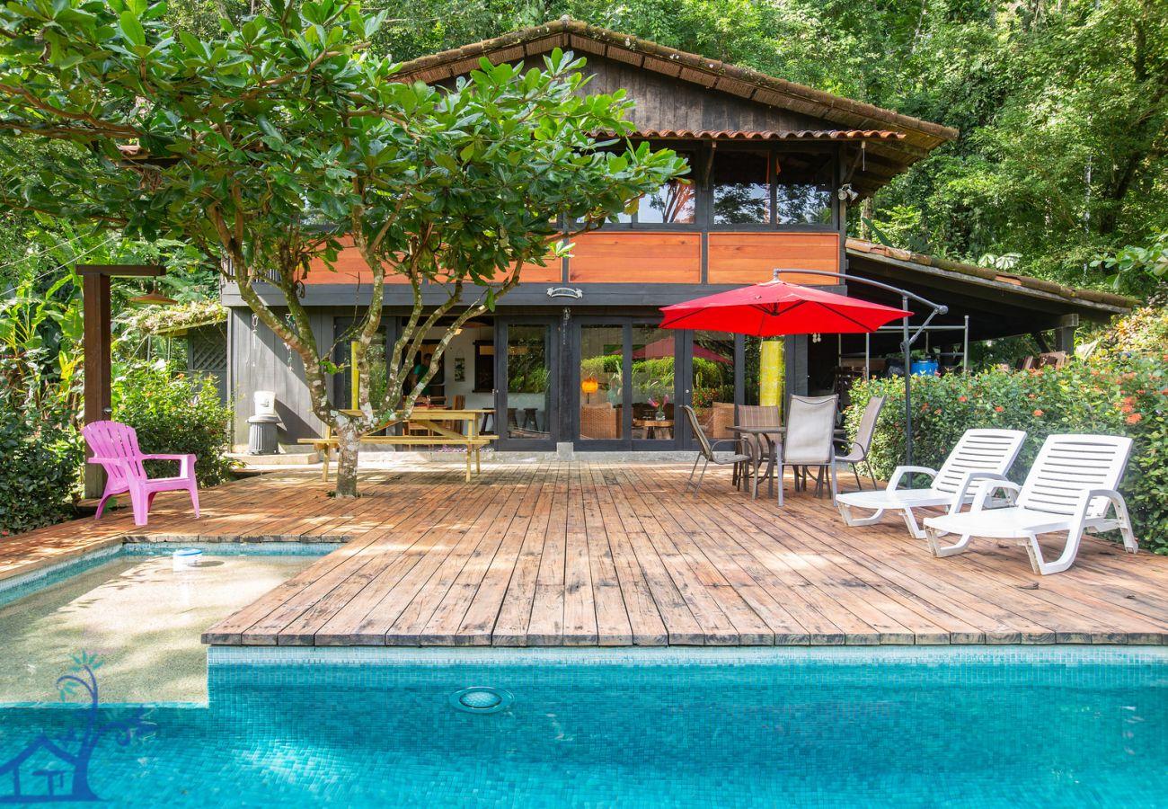 House in Punta Uva - Punta Uva 4BR Pool House