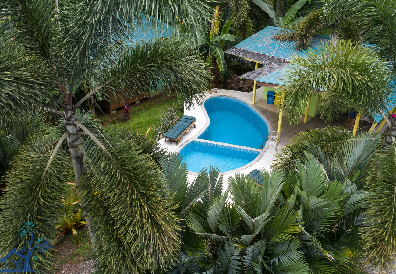House in Puerto Viejo - Beachfront Villas Puerto Viejo with AC & Pool!