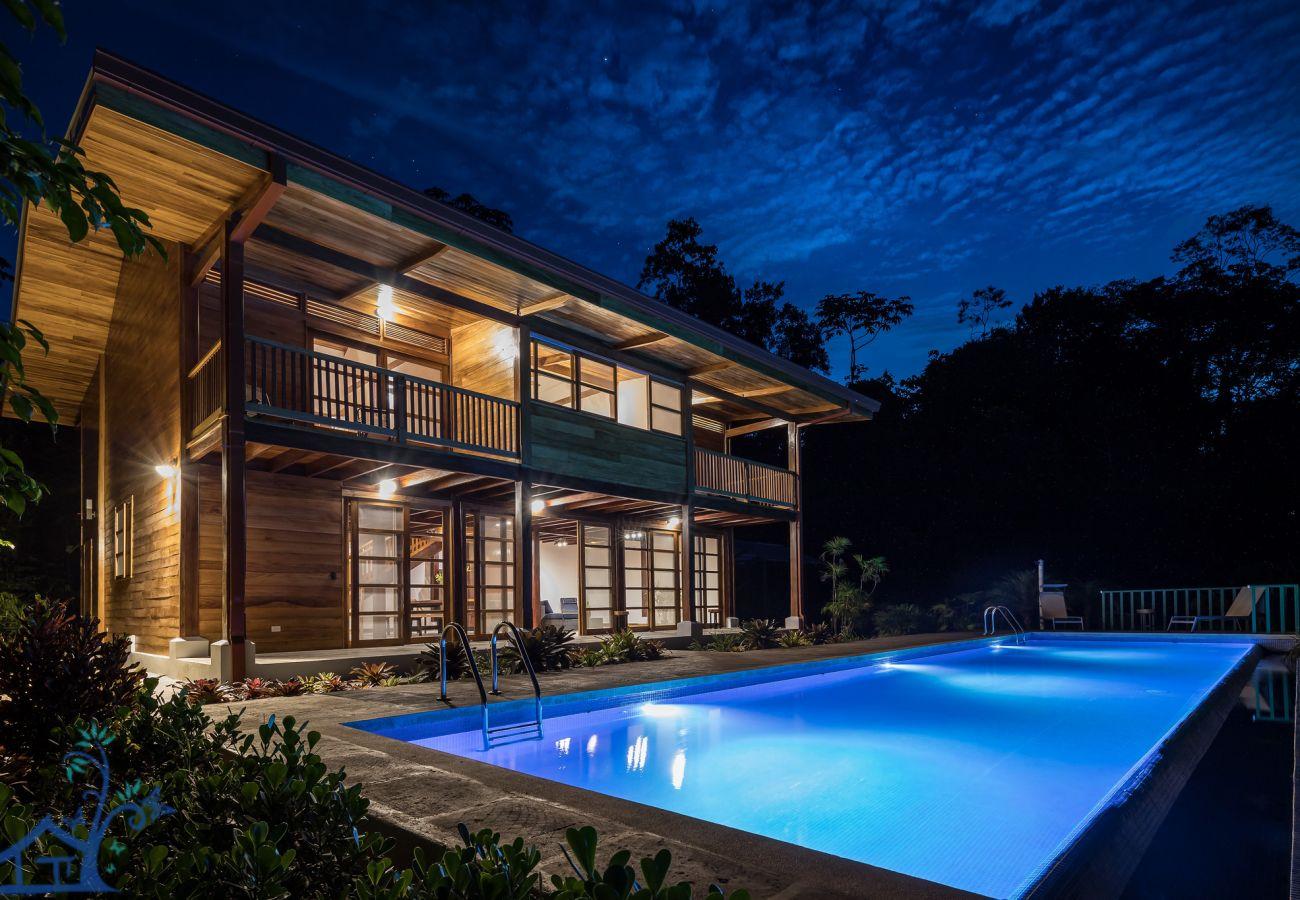 House in Punta Uva - Panorama Verde Pool House